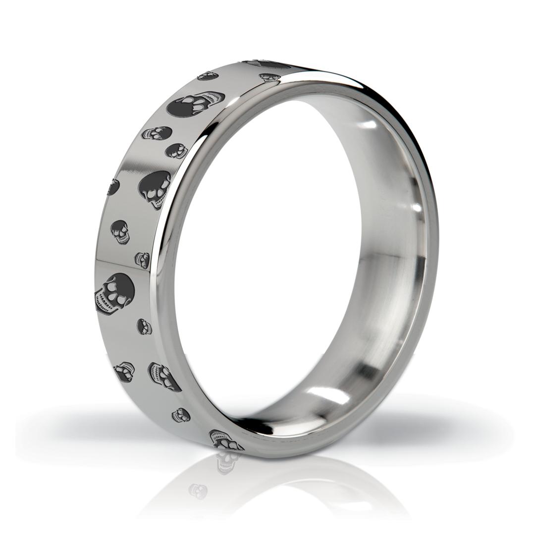 Mystim - His Ringness Duke Polished & Engraved 48m