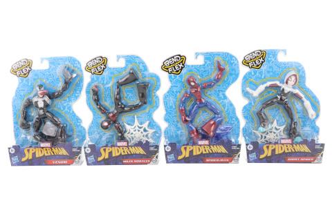 Spider-man figurka Bend and Flex