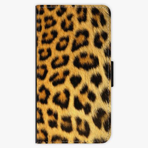 Flipové pouzdro iSaprio - Jaguar Skin - Samsung Galaxy J1 2016