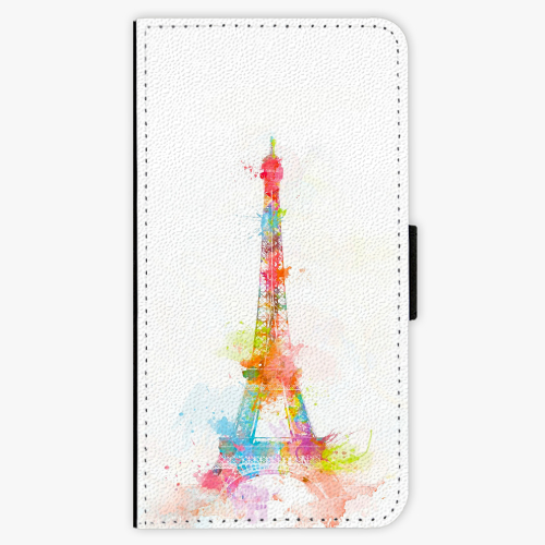 Flipové pouzdro iSaprio - Eiffel Tower - Samsung Galaxy S6