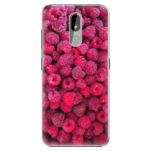 Plastové pouzdro iSaprio - Raspberry - Nokia 3.2