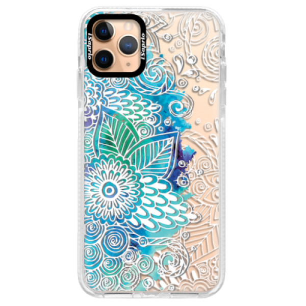 Silikonové pouzdro Bumper iSaprio - Lace 03 - iPhone 11 Pro Max