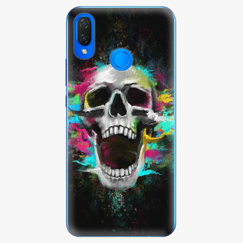 Plastový kryt iSaprio - Skull in Colors - Huawei Nova 3i