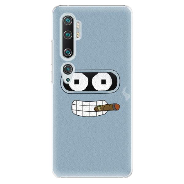 Plastové pouzdro iSaprio - Bender - Xiaomi Mi Note 10 / Note 10 Pro