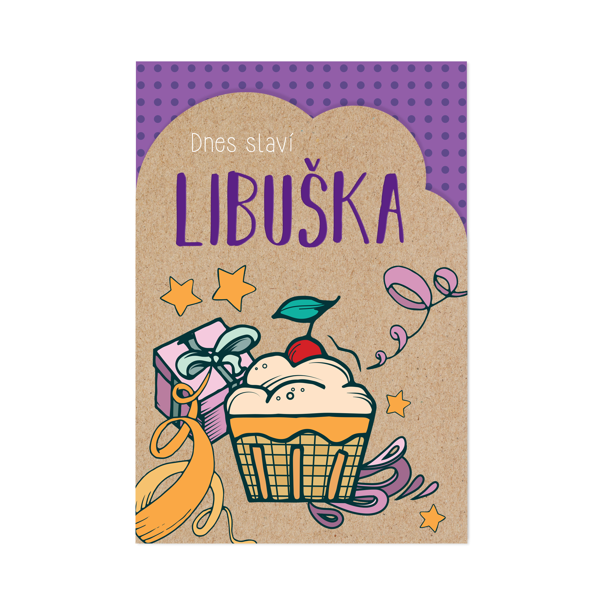 Přání - Libuška