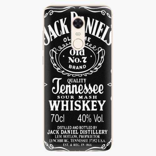 Plastový kryt iSaprio - Jack Daniels - Xiaomi Redmi 5 Plus