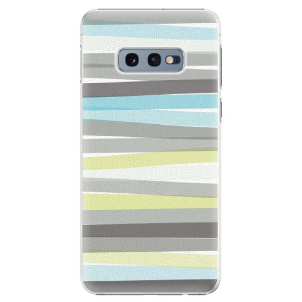 Plastové pouzdro iSaprio - Stripe - Samsung Galaxy S10e