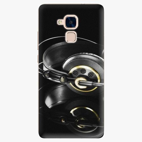 Plastový kryt iSaprio - Headphones 02 - Huawei Honor 7 Lite