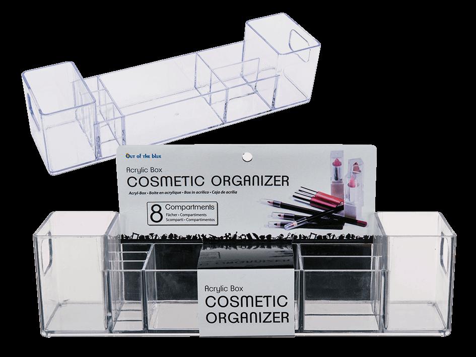 Organizér na kosmetiku