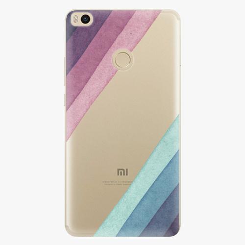 Plastový kryt iSaprio - Glitter Stripes 01 - Xiaomi Mi Max 2