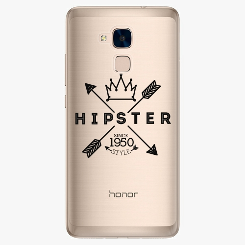 Plastový kryt iSaprio - Hipster Style 02 - Huawei Honor 7 Lite