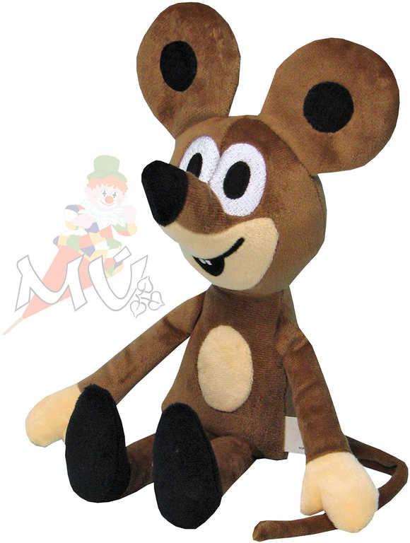 MORAVSKÁ ÚSTŘEDNA Myška hračka 45908