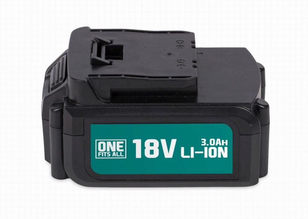 Baterie Powerplus 18 V, 3 Ah