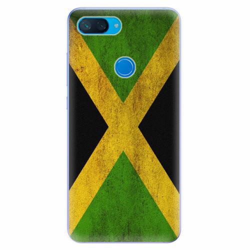 Silikonové pouzdro iSaprio - Flag of Jamaica - Xiaomi Mi 8 Lite