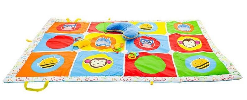 Euro Baby Hrací deka, podložka Zvířatka