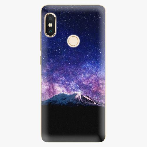 Plastový kryt iSaprio - Milky Way - Xiaomi Redmi Note 5