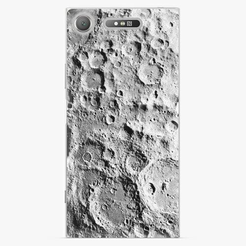 Plastový kryt iSaprio - Moon Surface - Sony Xperia XZ1