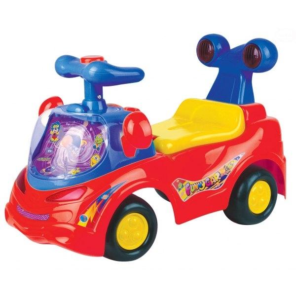 euro-baby-odstrkovadlo-odrazedlo-jezditko-funny-car-cervene