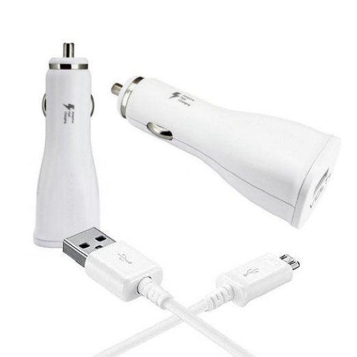 Nabíječka do auta + micro USB kabel