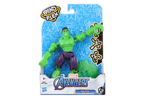 Avengers Ohebný Hulk
