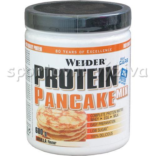 Protein Pancake Mix - 600g-vanilka