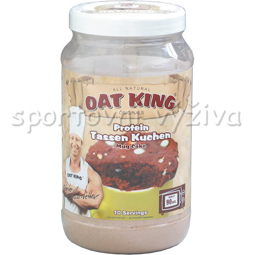 Oat king protein muffin - 500g-coko-chips