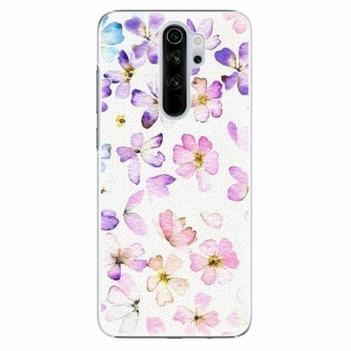 Plastový kryt iSaprio - Wildflowers - Xiaomi Redmi Note 8 Pro