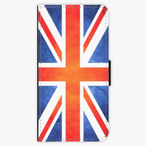 Flipové pouzdro iSaprio - UK Flag - iPhone 8 Plus