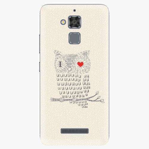 Plastový kryt iSaprio - I Love You 01 - Asus ZenFone 3 Max ZC520TL
