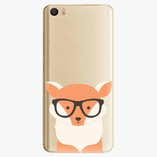 Plastový kryt iSaprio - Orange Fox - Xiaomi Mi5