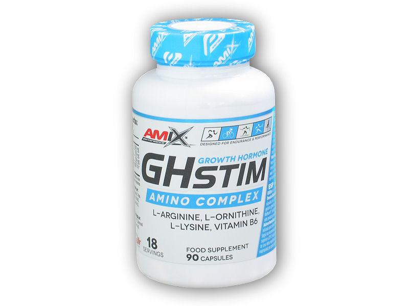 GHSstim growth hormone 90 kapslí