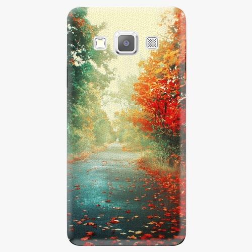 Plastový kryt iSaprio - Autumn 03 - Samsung Galaxy A7