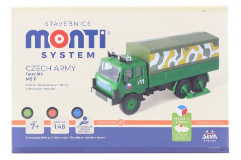 Monti System MS 11 - Czech Army