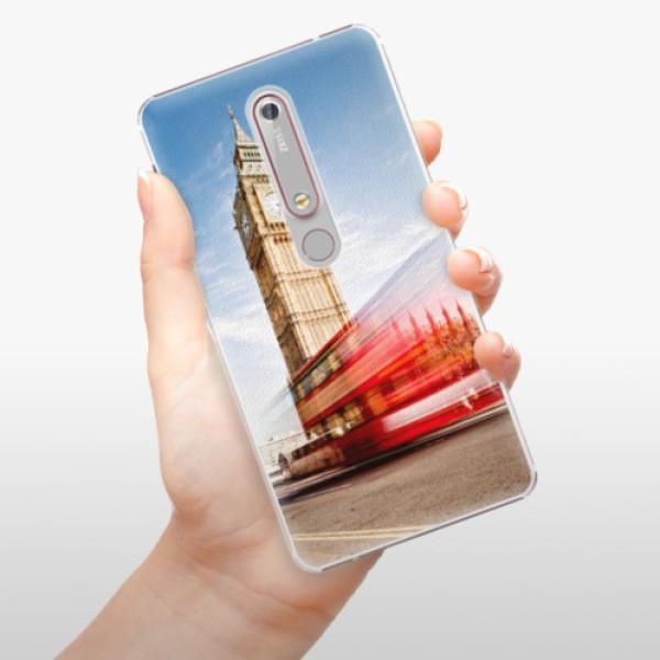 Plastové pouzdro iSaprio - London 01 - Nokia 6.1