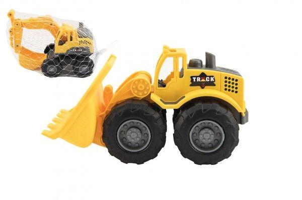Stavební autíčko 18-20 cm