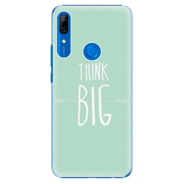 Plastové pouzdro iSaprio - Think Big - Huawei P Smart Z