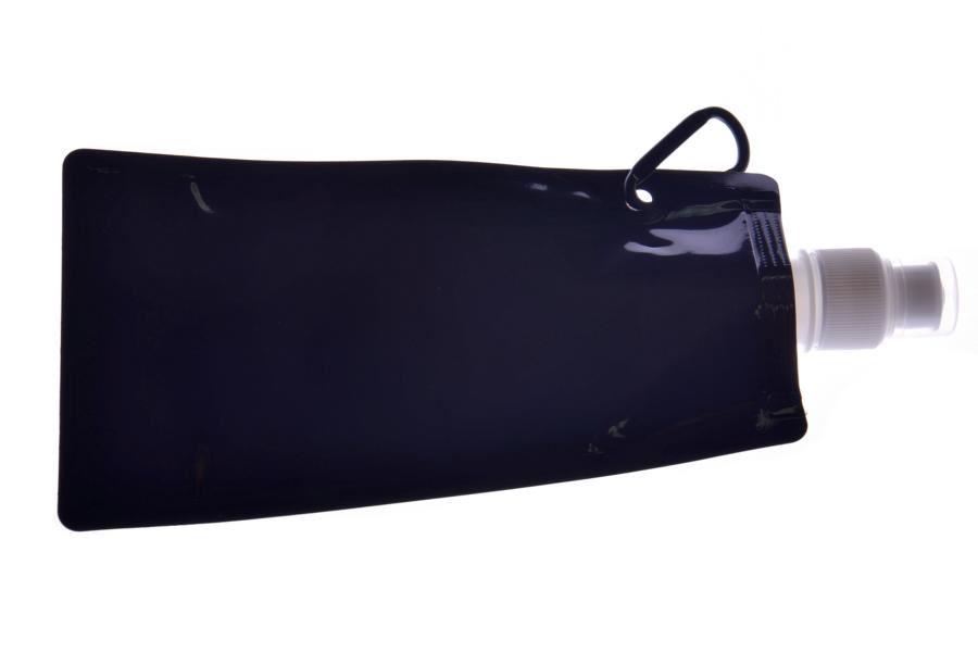 Skládací láhev - černá