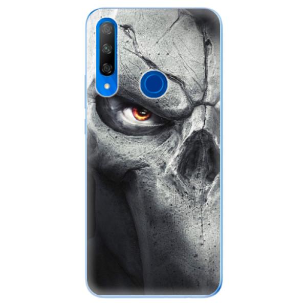 Odolné silikonové pouzdro iSaprio - Horror - Huawei Honor 9X