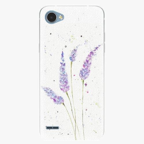 Plastový kryt iSaprio - Lavender - LG Q6