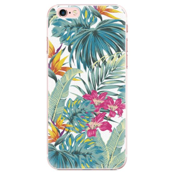Plastové pouzdro iSaprio - Tropical White 03 - iPhone 6 Plus/6S Plus