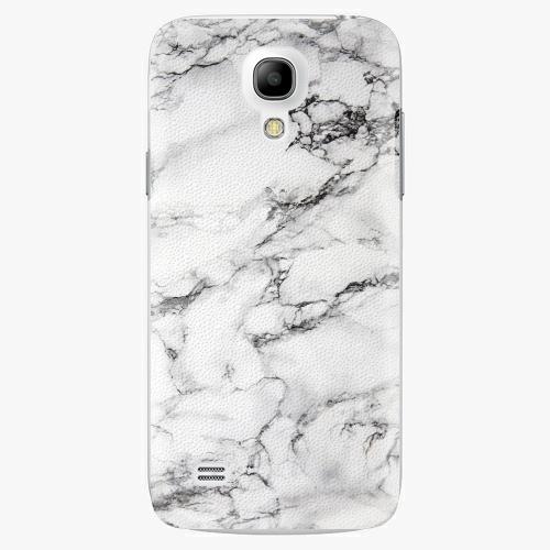 Plastový kryt iSaprio - White Marble 01 - Samsung Galaxy S4 Mini