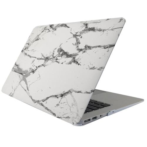 Polykarbonátové pouzdro / kryt iSaprio pro MacBook Air 13 White Marble