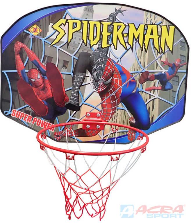 ACRA Deska basketbalová na košíkovou 60 x 45 cm