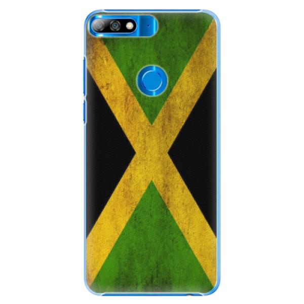 Plastové pouzdro iSaprio - Flag of Jamaica - Huawei Y7 Prime 2018