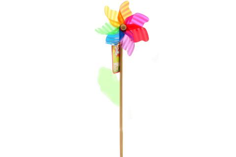 Větrník proužky