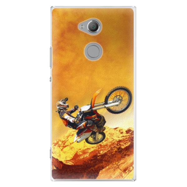 Plastové pouzdro iSaprio - Motocross - Sony Xperia XA2 Ultra