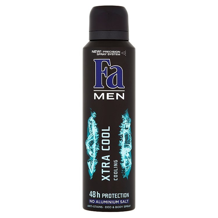 Men Xtra Cool deodorant 150ml