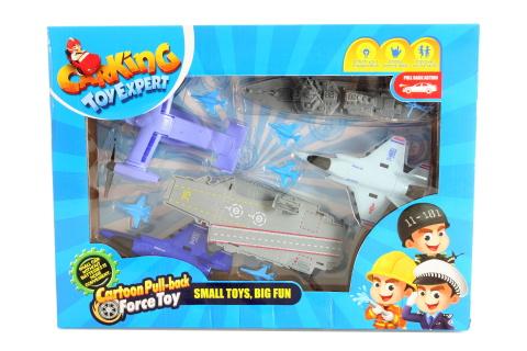 Sada letadlová loď