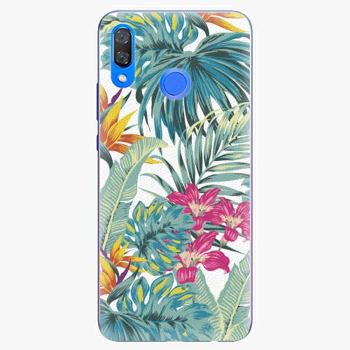 Plastový kryt iSaprio - Tropical White 03 - Huawei Y9 2019