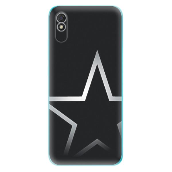 Odolné silikonové pouzdro iSaprio - Star - Xiaomi Redmi 9A
